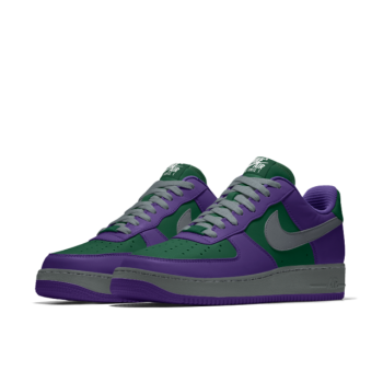 purplegreen Sneaker NIKE